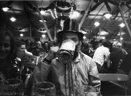 Allen Ginsberg Oktoberfest