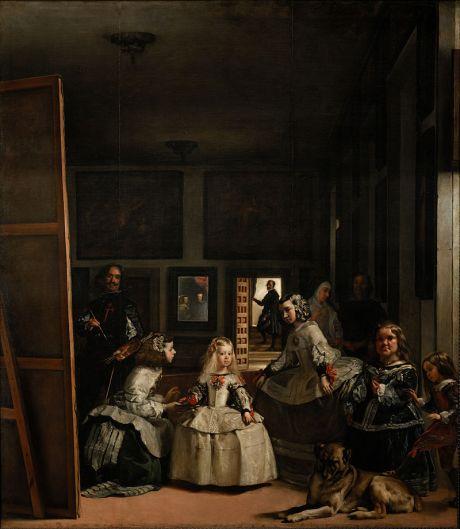 Las Meninas, by Diego Velázquez 1656